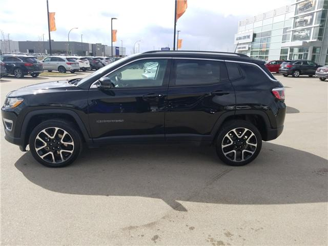 2018 Jeep Compass Limited (Stk: A4005) in Saskatoon - Image 2 of 20