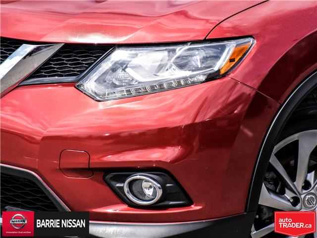 2015 Nissan Rogue SL (Stk: P4555) in Barrie - Image 2 of 27