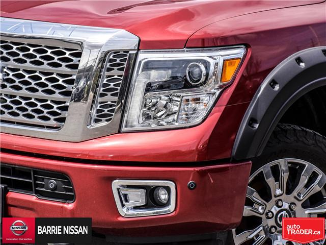 Used Nissan Titan Xd For Sale In Barrie Barrie Nissan