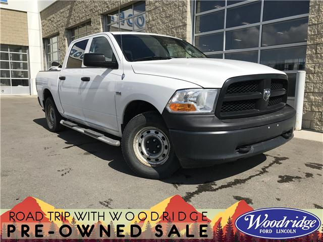 2012 RAM 1500 ST (Stk: K-1970A) in Calgary - Image 1 of 18