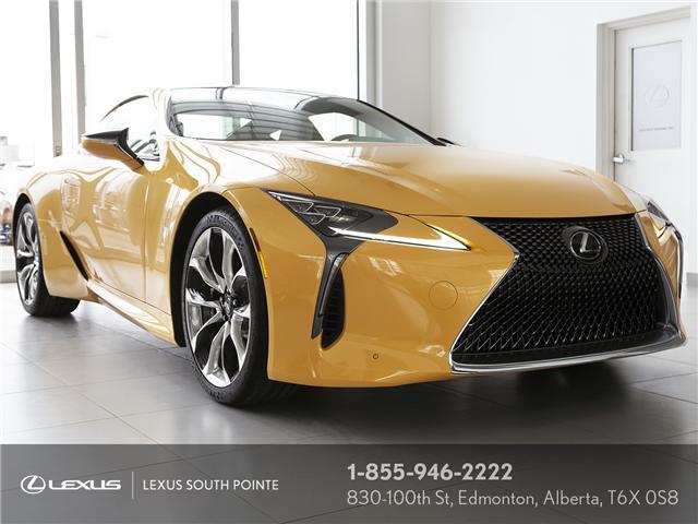 2019 Lexus LC 500 Base (Stk: L900592) in Edmonton - Image 1 of 30