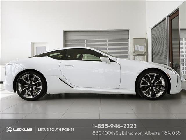 2018 Lexus LC 500 Base (Stk: L900399A) in Edmonton - Image 4 of 23