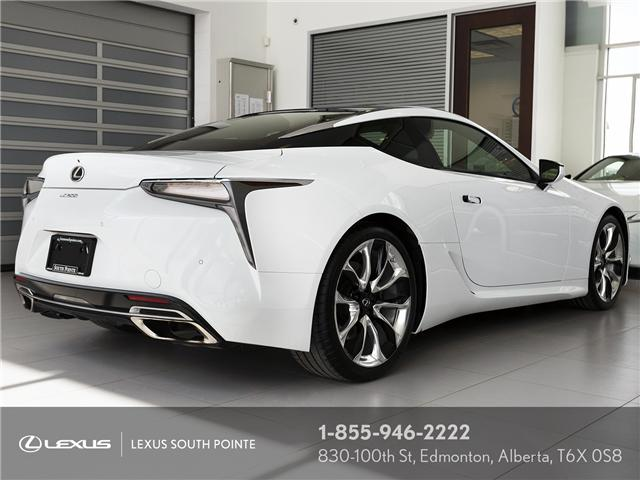 2018 Lexus LC 500 Base (Stk: L900399A) in Edmonton - Image 5 of 23
