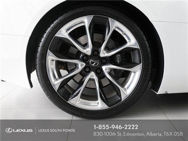 2018 Lexus LC 500 Base (Stk: L900399A) in Edmonton - Image 7 of 23