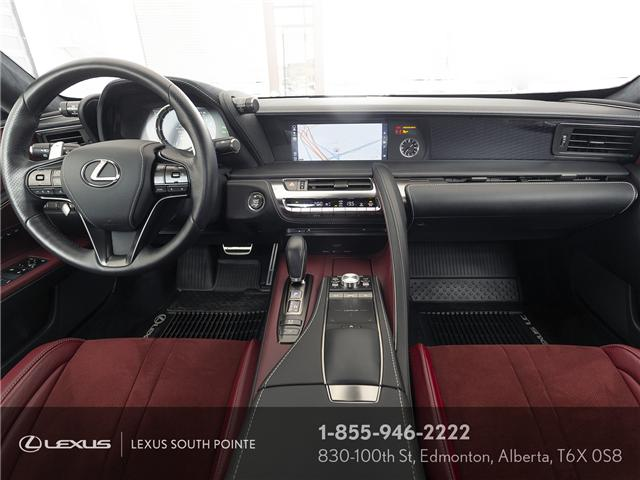 2018 Lexus LC 500 Base (Stk: L900399A) in Edmonton - Image 11 of 23