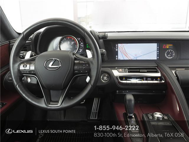 2018 Lexus LC 500 Base (Stk: L900399A) in Edmonton - Image 12 of 23