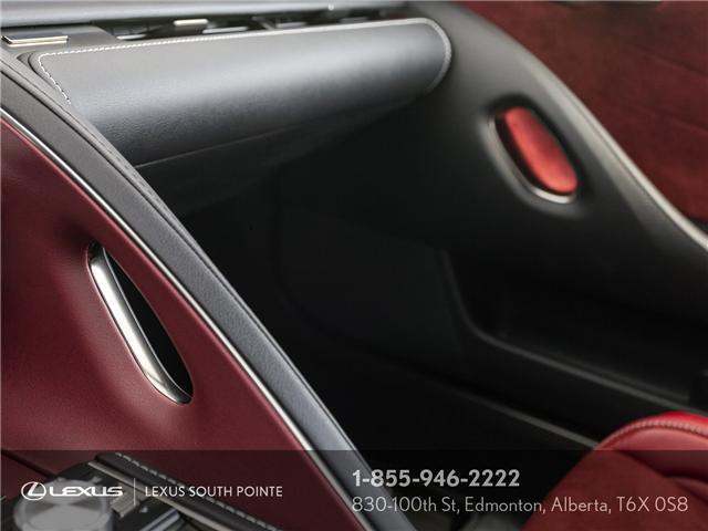 2018 Lexus LC 500 Base (Stk: L900399A) in Edmonton - Image 20 of 23