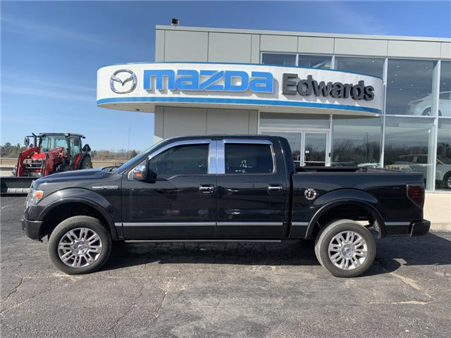 2013 Ford F-150 XLT (Stk: 21762) in Pembroke - Image 1 of 13