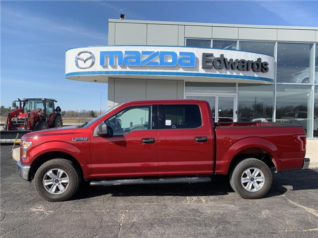 2016 Ford F-150 XLT (Stk: 21759) in Pembroke - Image 1 of 10