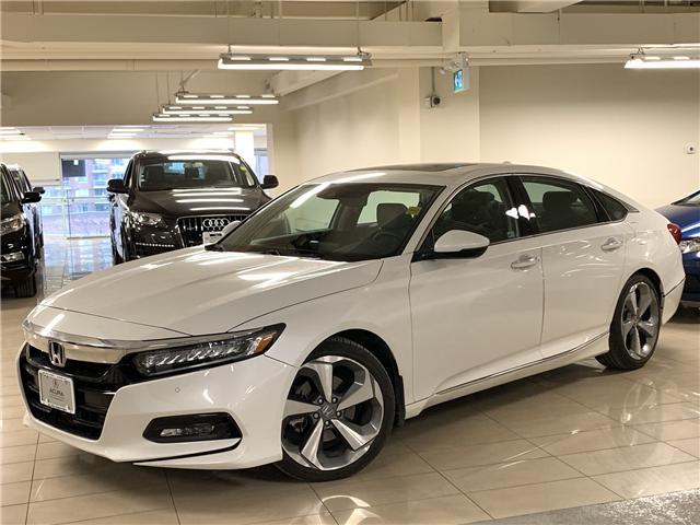 2018 Honda Accord Touring 2.0T (Stk: AP3251) in Toronto - Image 1 of 30