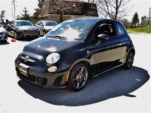2013 Fiat 500 Abarth (Stk: C121) in Orangeville - Image 2 of 16