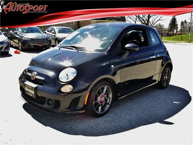 2013 Fiat 500 Abarth (Stk: C121) in Orangeville - Image 1 of 16