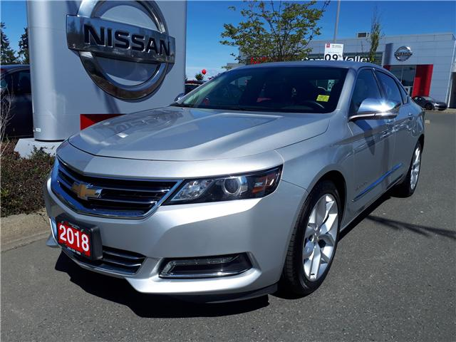 2018 Chevrolet Impala 2LZ (Stk: P0076) in Courtenay - Image 1 of 9