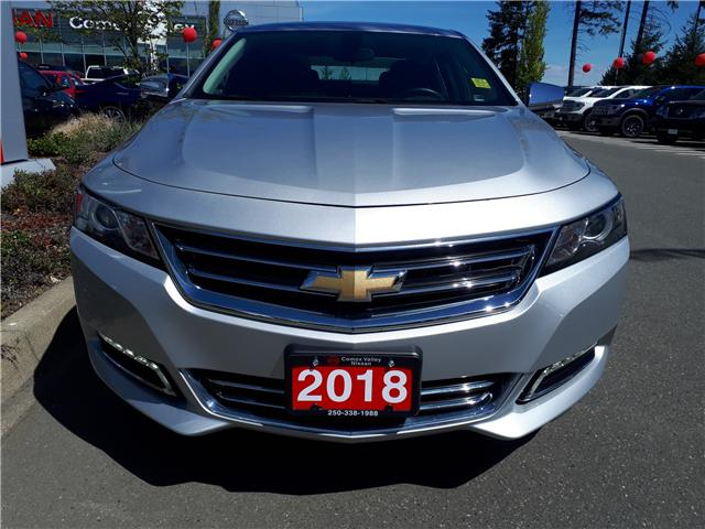2018 Chevrolet Impala 2LZ (Stk: P0076) in Courtenay - Image 2 of 9