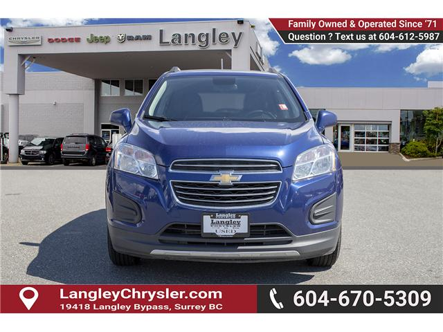 2016 Chevrolet Trax LT (Stk: EE900520A) in Surrey - Image 2 of 23