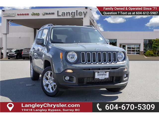 2017 Jeep Renegade North (Stk: EE901690A) in Surrey - Image 1 of 28