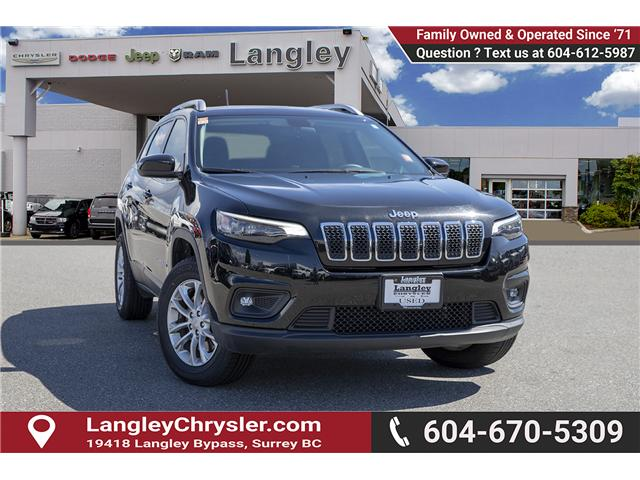 2019 Jeep Cherokee North (Stk: EE902540) in Surrey - Image 1 of 27