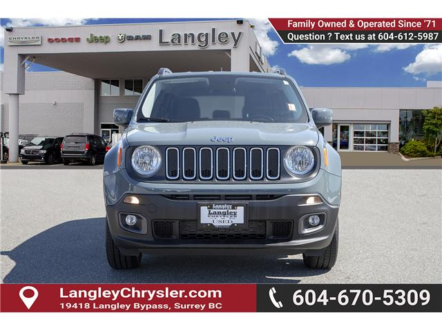 2017 Jeep Renegade North (Stk: EE901690A) in Surrey - Image 2 of 28