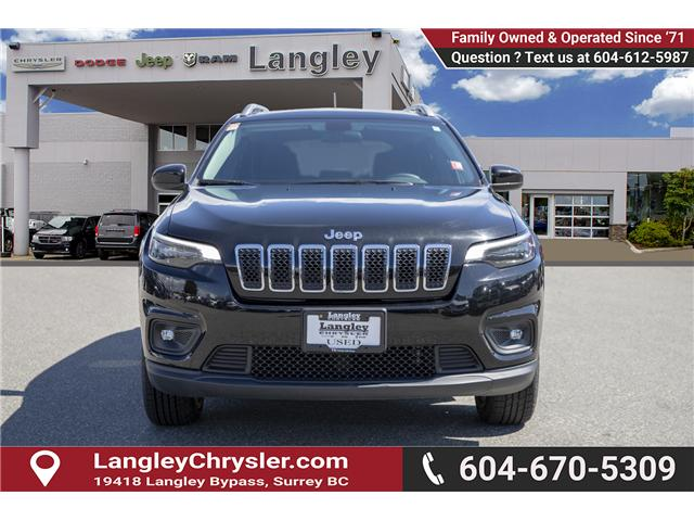2019 Jeep Cherokee North (Stk: EE902540) in Surrey - Image 2 of 27