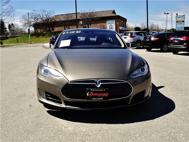 2016 Tesla Model S | 70D (Stk: 1463) in Orangeville - Image 9 of 22