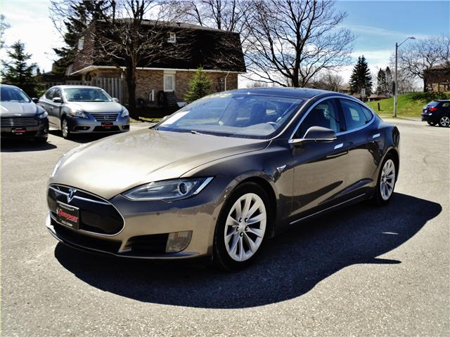 2016 Tesla Model S | 70D (Stk: 1463) in Orangeville - Image 2 of 22
