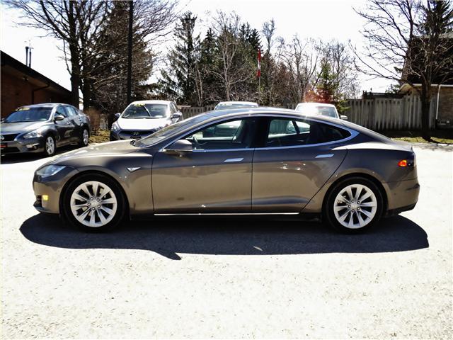 2016 Tesla Model S | 70D (Stk: 1463) in Orangeville - Image 3 of 22