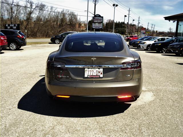 2016 Tesla Model S | 70D (Stk: 1463) in Orangeville - Image 5 of 22