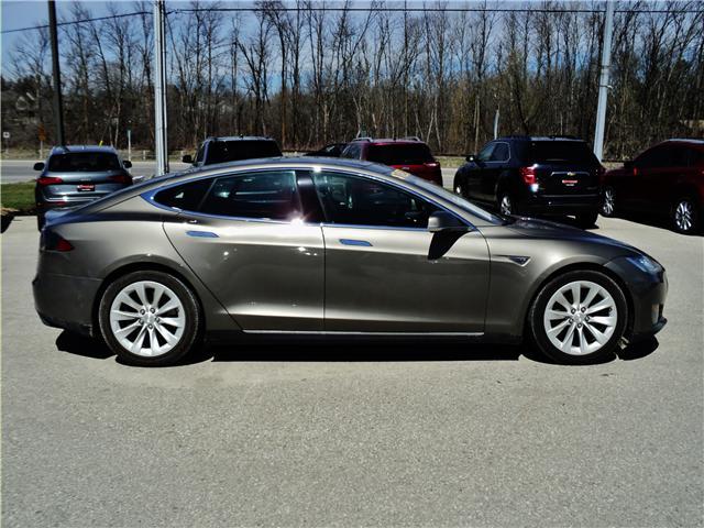 2016 Tesla Model S | 70D (Stk: 1463) in Orangeville - Image 7 of 22