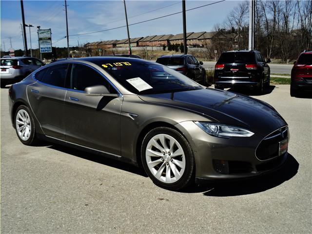 2016 Tesla Model S | 70D (Stk: 1463) in Orangeville - Image 8 of 22