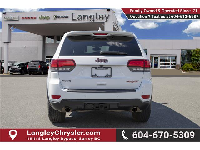 2017 Jeep Grand Cherokee Trailhawk (Stk: K743633A) in Surrey - Image 5 of 24