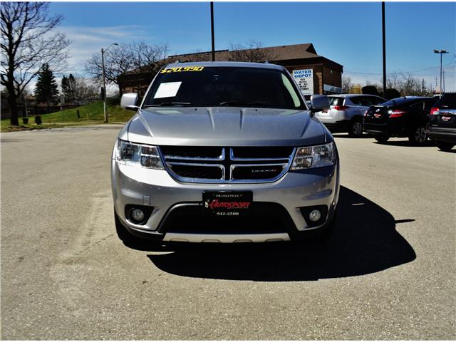 2017 Dodge Journey GT (Stk: 1457) in Orangeville - Image 9 of 21