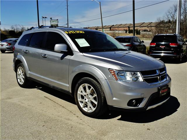2017 Dodge Journey GT (Stk: 1457) in Orangeville - Image 8 of 21
