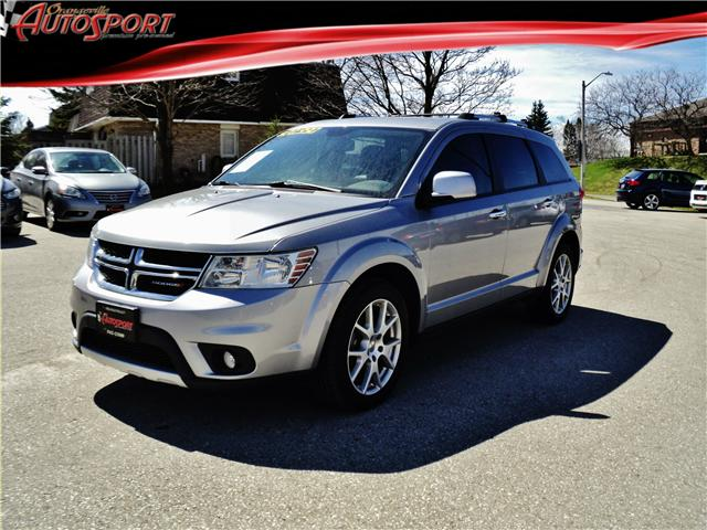 2017 Dodge Journey GT (Stk: 1457) in Orangeville - Image 1 of 21