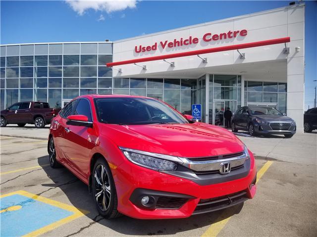 2018 Honda Civic Touring (Stk: 6190880A) in Calgary - Image 1 of 30