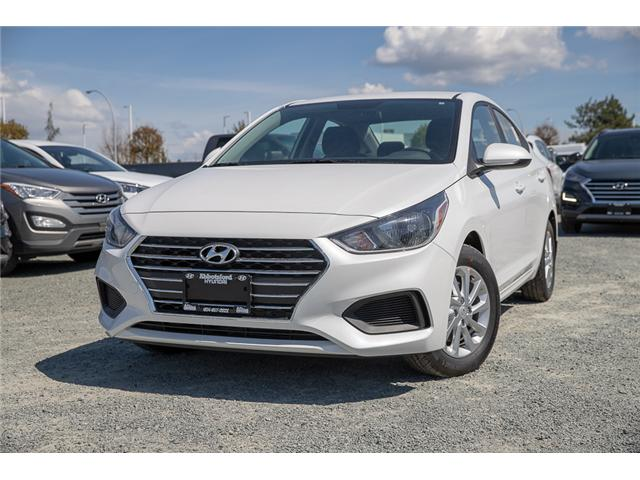 2019 Hyundai Accent Preferred (Stk: KA081265) in Abbotsford - Image 3 of 26