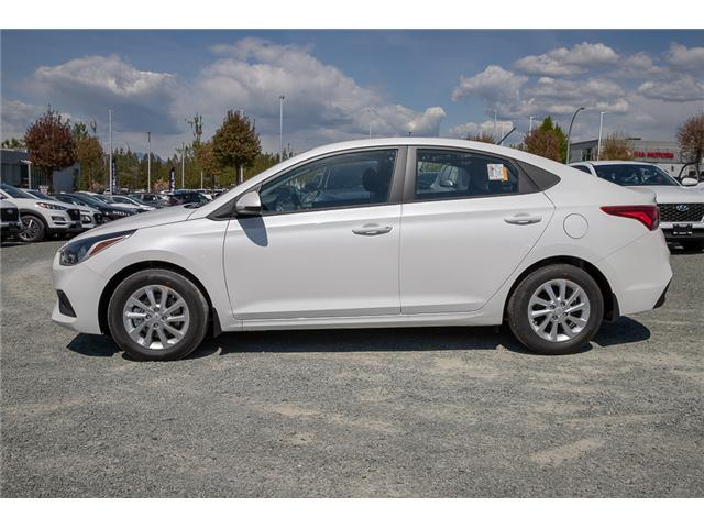 2019 Hyundai Accent Preferred (Stk: KA081265) in Abbotsford - Image 4 of 26
