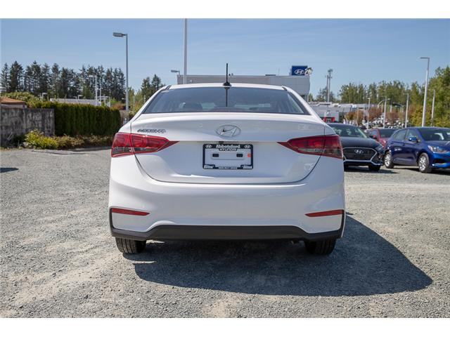 2019 Hyundai Accent Preferred (Stk: KA081265) in Abbotsford - Image 6 of 26