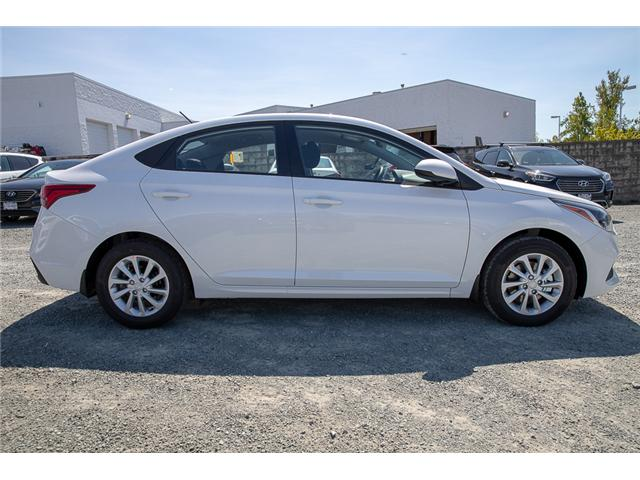 2019 Hyundai Accent Preferred (Stk: KA081265) in Abbotsford - Image 8 of 26