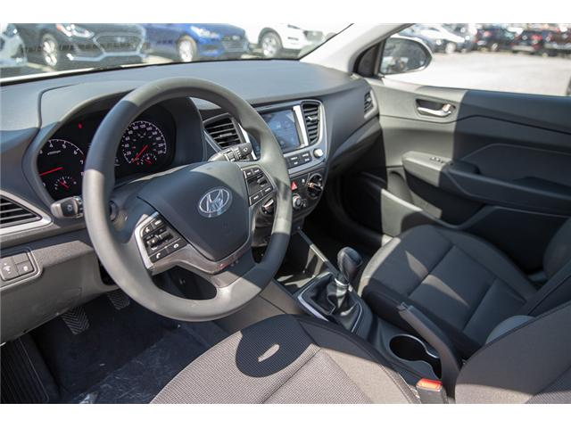 2019 Hyundai Accent Preferred (Stk: KA081265) in Abbotsford - Image 12 of 26