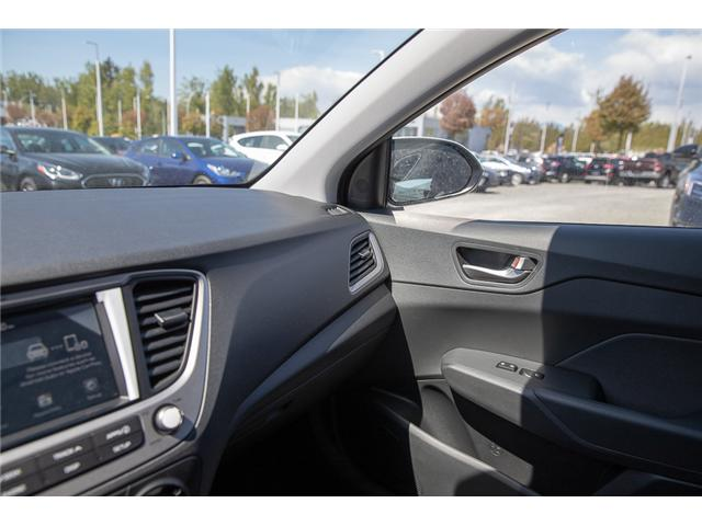 2019 Hyundai Accent Preferred (Stk: KA081265) in Abbotsford - Image 25 of 26