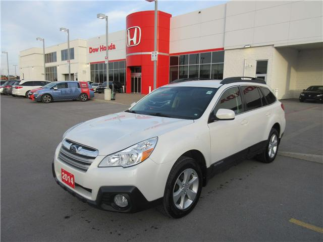 2014 Subaru Outback 2.5i Convenience Package (Stk: 26484A) in Ottawa - Image 1 of 12