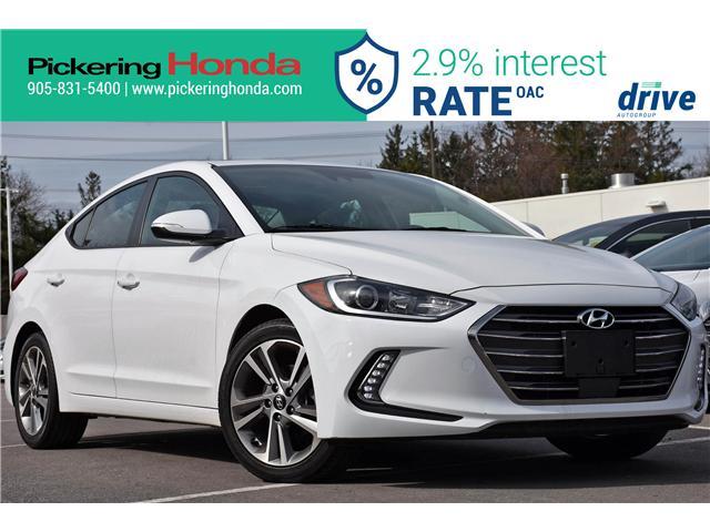 2018 Hyundai Elantra GLS (Stk: PR1126) in Pickering - Image 1 of 32