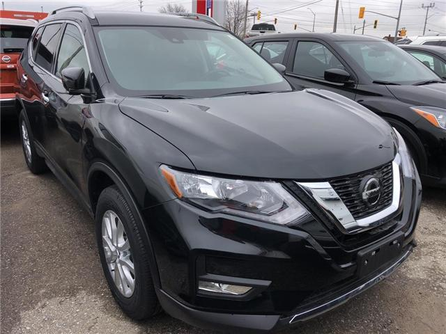 2019 Nissan Rogue SV (Stk: V0140) in Cambridge - Image 3 of 5