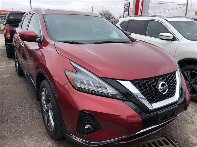 2019 Nissan Murano SL (Stk: V0226) in Cambridge - Image 2 of 5