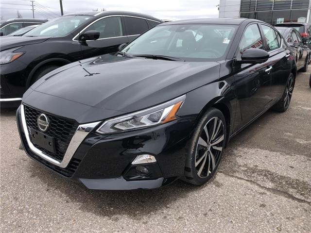 2019 Nissan Altima 2.5 Platinum (Stk: V0315) in Cambridge - Image 1 of 5