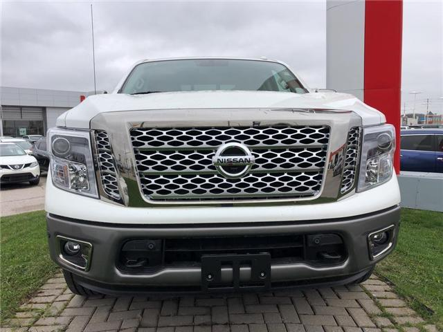 2018 Nissan Titan Platinum (Stk: U1093) in Cambridge - Image 2 of 5