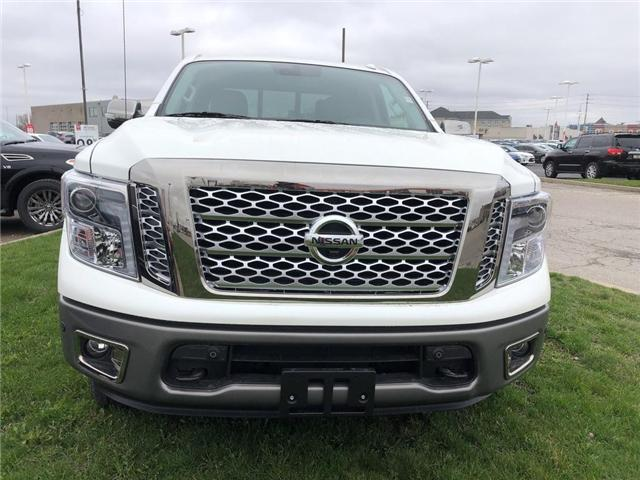 2018 Nissan Titan Platinum (Stk: U1095) in Cambridge - Image 2 of 5