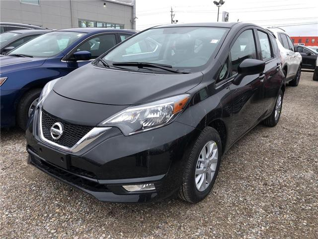 2019 Nissan Versa Note SV (Stk: V0347) in Cambridge - Image 1 of 5