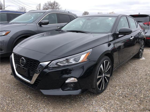 2019 Nissan Altima 2.5 Platinum (Stk: V0350) in Cambridge - Image 1 of 5