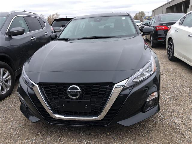 2019 Nissan Altima 2.5 Platinum (Stk: V0350) in Cambridge - Image 2 of 5